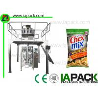 Buy cheap Automatic Food Packing Machine Snacks Packaging Machine For Pillow Bag Gusset Bag from wholesalers