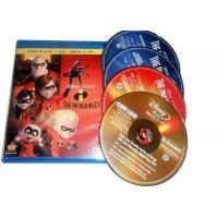 Buy cheap Tv Show House Dvd Box Set Blu Ray Disney Studio For Kids / Family from wholesalers