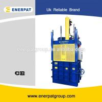 Buy cheap Cardboard baling press machine with CE approved from wholesalers