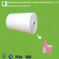 Buy cheap 100% virgin wood pulp paper cup raw material from wholesalers
