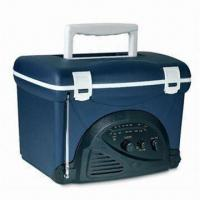 Buy cheap Radio Cooler Bag/Box with FM/AM Radio, Made of ABS, Refrigeration Function product
