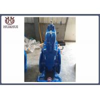 D450 bypass resilient seated gate valve with DN32 screw gate valve double flange