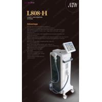 Buy cheap 808nm diode laser for painless hair removal with self-checking safety system, 100% safe! from wholesalers