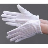 Buy cheap Cleanroom Use Polyester Antistatic Gloves ESD Stripe gloves for electronic from wholesalers