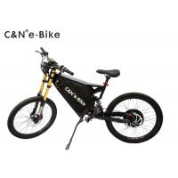 Buy cheap 2017 New 26 inch Enduro Stealth Bomber Electric Bikes 1000w from wholesalers