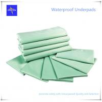Buy cheap Waterproof Sheet Protector Absorbent Underpads Inspire Reusable Underpads from wholesalers