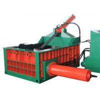 Buy cheap Professional Y81 250 Tons Scrap Baling Press Machine  Customized  Size from wholesalers