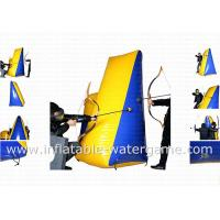 Buy cheap Commercial Inflatable Paintball Bunker , Inflatable Paintball Obstacles Included Air Pump from wholesalers