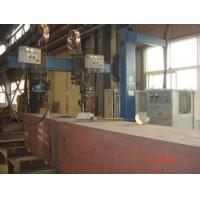 Buy cheap Electroslag 2 Electrode Beam Welding Line 1000 Mm Rail Span Of Trolley from wholesalers
