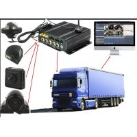 Buy cheap Dual AHD Hybrid all-in-one SD Card car video camera recorder 3/4G GPS WIFI H.264 product
