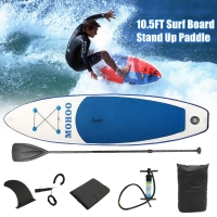 Buy cheap Alansma 320x78x15cm Blue Inflatable Surfboard Stand Up Paddle Board from wholesalers