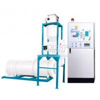 Buy cheap fat coater Liquid filling machines , doube feed screw extruder for extruded feed from wholesalers
