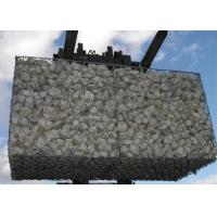Buy cheap Durable Hexagonal Gabion Basket with Hot Dipped Galvanized for  Retaining Stone from wholesalers