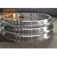 Buy cheap N06690 / W.Nr. 2.4642 Corrosion Resistant Alloys Good Metallurgical Stability from wholesalers