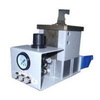 Buy cheap 12 Times / Min PCB Nibbler Depaneling Machine L Blade 2 mm Slide Stroke from wholesalers