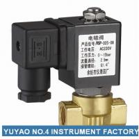 Buy cheap Miniature Direct Acting Electric Solenoid Air Valve Normally Closed 2 Way from wholesalers