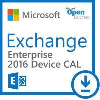 Buy cheap Enterprise Device  Microsoft Exchange 2016 , CAL Open Code Microsoft Office 2016 product
