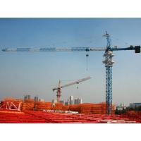 Buy cheap Tower Crane QTZ160 (TC6518/TC7010) max load 10t from wholesalers
