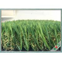 Buy cheap Simulation Indoor Artificial Grass 12200 Dtex Green Color Indoor Fake Grass from wholesalers
