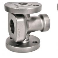 Buy cheap Stainless Steel Precision Investment Casting Plug Valve Body For Valve Parts from wholesalers