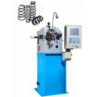 Buy cheap Stability Extension Spring Machine High Accurate Unlimited Wire Feeding Length from wholesalers