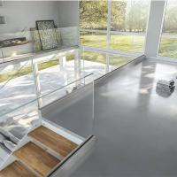 Buy cheap Rational Construction Frameless Glass Railing with Aluminum U Channel from wholesalers