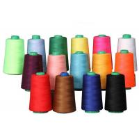 Buy cheap High Tenacity Spun Polyester Sewing Thread , Multi Colored Threads For Sewing from wholesalers