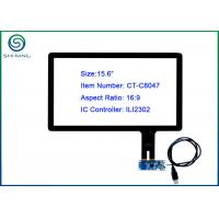 Buy cheap 15.6 USB Touch Screen 16:9 With ILI2302 Controller For Industrial Touch PCs, Panel PCs from wholesalers