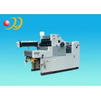 Buy cheap Paper Printer Usage and New Condition Single Color Offset Printing Machine With NP from wholesalers