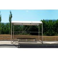 Buy cheap Customized Color Modern Bus Shelter Design Water Proof Low Power Consumption from wholesalers