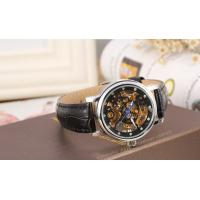 Buy cheap Female Winner Ladies Automatic Watch Leather Band , Big Face Watch from wholesalers