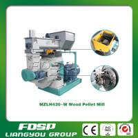 Buy cheap Low operational cost 1t/h wood pellet making machine with CE for sale from wholesalers