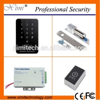 Buy cheap Good qality rfid reader access control system standalone door access control em card reader smart door access control system from wholesalers