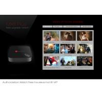 Buy cheap 4K x 2K Video Android 4K TV Box Adopt an External Power Adapter to Supply Power BT 4.0 product