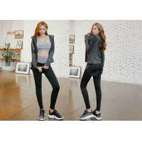 Buy cheap Comfortable Fitted Sport Yoga Pants , Women High Waisted Yoga Pants from wholesalers