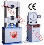 Buy cheap WE-C Series Analog Hydraulic Universal Testing Machine from wholesalers