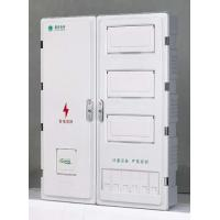 Buy cheap Smart Outside Electric Meter Box Covers , Surface Mounted Meter Box High Voltage from wholesalers