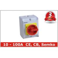 Commercial 16 Amp Rotary Isolator Switch Electrical Isolation Switch