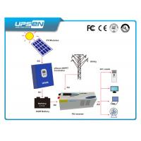 Buy cheap Off Grid Solar Power Inverter With Microprocessor Control And Convert Dc Power To Ac Power from wholesalers