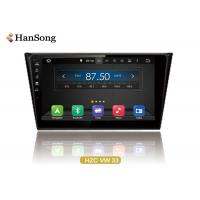 12V VW Car DVD Player Android 8.X Operation System , Vw Bora 2016