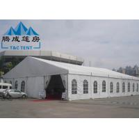 Buy cheap Outdoor Multi Used Waterproof Canopy Tent For Car Parking Single Skin Structure from wholesalers
