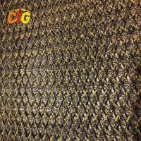 Buy cheap Polyester Auto Upholstery Fabric for Car Seat Cover , Sandwich Air Mesh Fabric from wholesalers