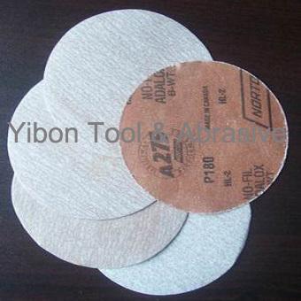 Quality Norton A275 Psa Disc / Sanding Disc / Velcro Abrasive Disc Metal Wood for sale