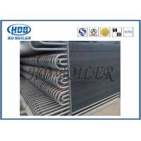 Industrial Coal Fired Boiler Stack Economizer / Waste Heat Boiler Exchanger