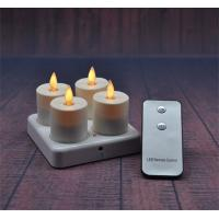 Buy cheap Led Flickering Tea Lights Battery Operated Candles from wholesalers