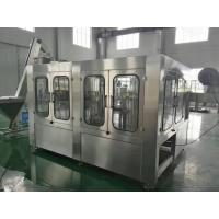 Buy cheap Drinkable Water Filling Production Line / Plant CE ISO Food Processing Equipment product