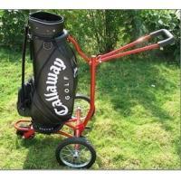 Aluminum Push Golf Trolley