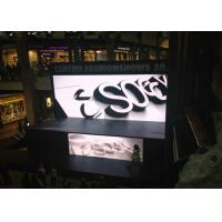 Buy cheap Indoor P3.9 Stage Background Led Display Big Screen1500 Cd / Sqm Brightness from wholesalers