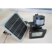 Buy cheap 10w solar floodlight from wholesalers