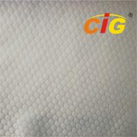 2019 new design home textile 100% Polyester Knitted Mattress Ticking Fabric